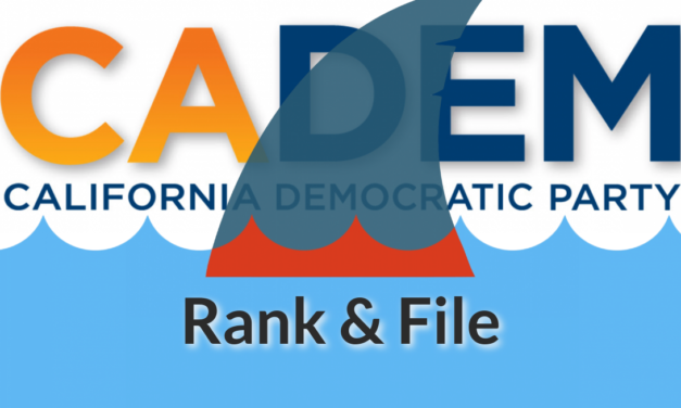 A Funny Thing Happened on the Way to DC: California Democrats Shake Things Up