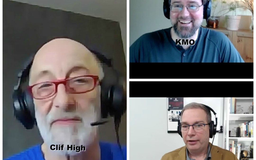 All Things Woo Woo With Clif High